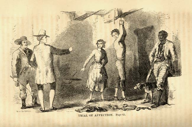 the black people of america were treated as slaves from the seventeenth to the nineteenth century They were treated with appalling cruelty in the 18th century some slaves were skilled workers (people with a white father and a black mother.